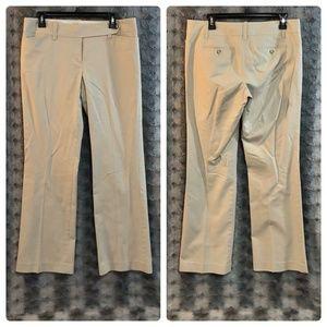 Khaki Pants Size 8 Ann Taylor Loft Marisa